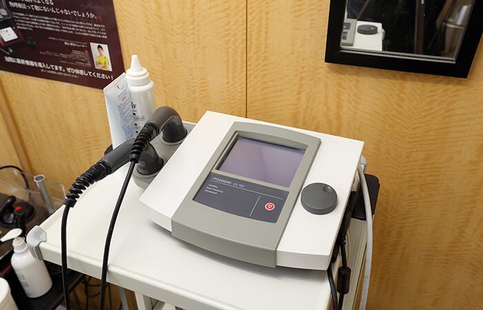 超音波(保険診療、自費診療)